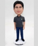 Custom bobblehead for boss - boss gift