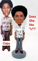 Custom bobblehead-Make Your Own Doll