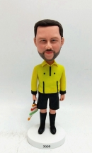 Custom Referee Bobblehead Gift for referee