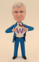Custom bobbleheads for CEO