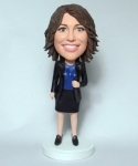 Office Lady bobbleheads