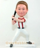 Baseball player bobblehead-kids