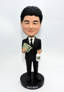 Boss Man custom bobbleheads