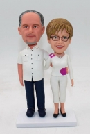 Bobbleheads gift for Couple