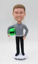 Gifts For Racing Driver bobbleheads