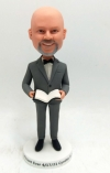 Custom bobblehead- best officiant ever
