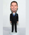 Customized groomsman bobblehead gifts
