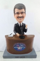 Custom bobblehead- Speechmaker