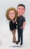 Custom bobbleheads-Gift for Couple