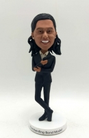 James Bond-Custom bobblehead doll