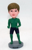 Personalized custom bobblehead doll-The Hulk