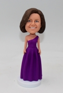 Bridesmaids custom bobble heads