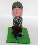 Custom hunting bobblehead