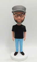 Custom bobbleheads doll-simple style