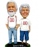 50th Aniversary custom bobbleheads