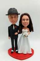 Personalized Wedding Bobbleheads
