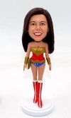 Custom bobblehead doll-Wonderwoman