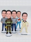 Custom bobbleheads doll- fullly custom
