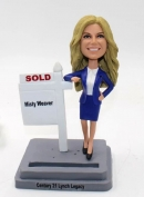 custom bobbleheads-Best gift for realtor