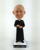 Custom Priest bobblehead for Father