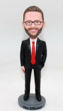 Cheap bobbleheads-custom best man gift