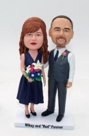 Custom bobblehead- Best Gift for Couple