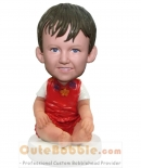 Custom baby boy bobbleheads