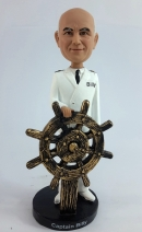 Custom bobblehead-Captain