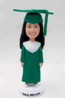 Graduation custom bobblehead