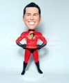 custom bobble heads- superman- 1-033