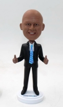 Custom Bobblehead businessman-Thumbs Up