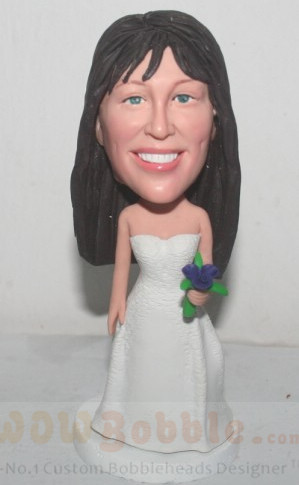 Bridal Shower Gift-Bobbleheads - Click Image to Close